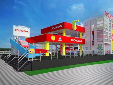 Honda's Goodwood Festival of Speed Stand Revealed